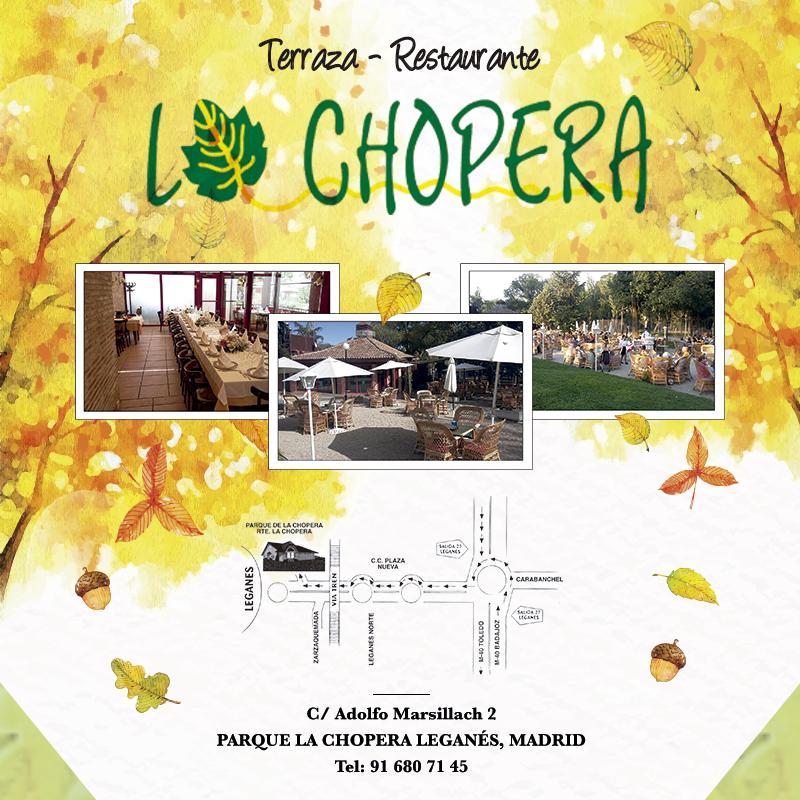 Terraza-Restaurante La Chopera