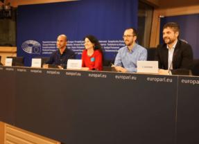 """Jesús Santos denuncia la """"situación insostenible"""" de la limpieza de Alcorcón"""