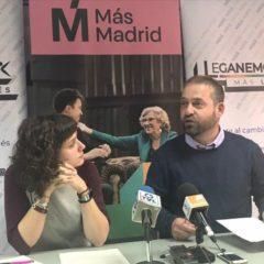 Eva Martínez, concejala de Igualdad de Leganés, denuncia por violencia de género a su compañero de formación y segundo teniente de alcalde Fran Muñoz