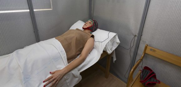 Estimulación Magnética Transcraneal para tratar la Fibromialgia