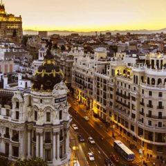 La Comunidad de Madrid incrementa en un 11,7% la afluencia de turistas en el primer trimestre del año