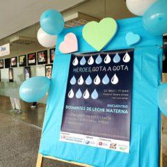 Día mundial de la Donación de Leche Materna en el Hospital Severo Ochoa