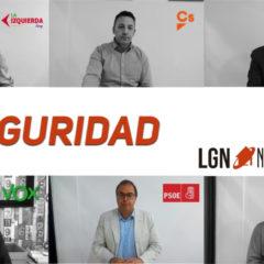 LGN Noticias – A pie de Calle – Seguridad en Leganés