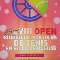VIII Open Nacional de Tenis en silla de ruedas en Móstoles