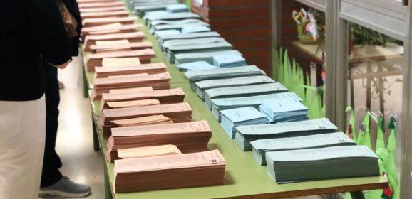 Resultados elecciones municipales de Leganés: PSOE consigue diez concejales siendo el partido más votado