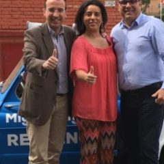 Miguel Ángel Recuenco promoverá el emprendimiento entre los estudiantes del municipio