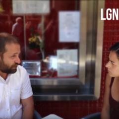 Un café con Fran Muñóz. PSOE-Leganés y Más Madrid-Leganemos firman un pre-acuerdo de gobierno