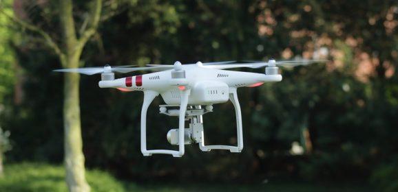 Drones que ayudan a prevenir y actuar contra incendios