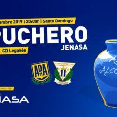 El C.D. Leganés disputará la 44ª edición del Trofeo Puchero