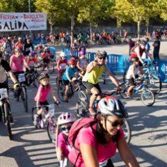 Taller sobre el uso de la bici como alternativa de movilidad