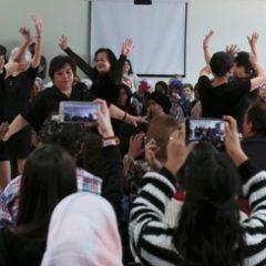 El Ayuntamiento de Leganés formará un equipo de voluntarios que impartirán clases de español para extranjeros