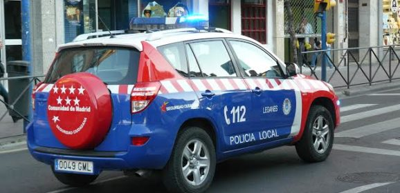 Aumentan las violaciones y los robos en Leganés