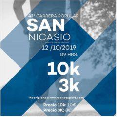 San Nicasio celebra sus fiestas el próximo mes de octubre