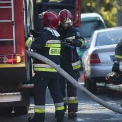 Incendio en la calle San Ignacio de Leganés
