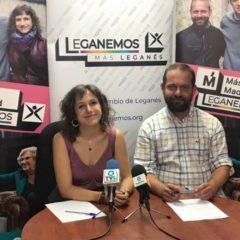 Más Madrid-Leganemos no apoyará en el Pleno la subvención a la iglesia de El Salvador