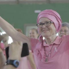 Zumba Rosa contra el cáncer de mama