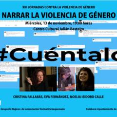 XIII Jornadas contra la Violencia de Género