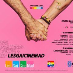 Leganés se convierte en sede del Festival Internacional de cine ¨LesGaiCinemad¨ por cuarto año consecutivo