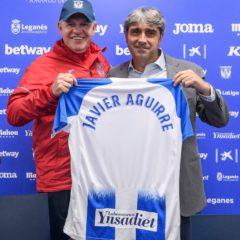 Javier Aguirre, oficialmente el nuevo entrenador del C.D. Leganés