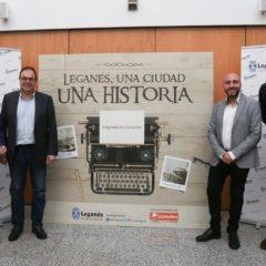 """La campaña """"Leganés una ciudad una historia"""" reivindicará el patrimonio artístico e histórico de la ciudad"""