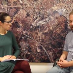 Entrevista a Fran Muñoz, concejal de Desarrollo Local y Empleo, Movilidad y Sostenibilidad y Festejos