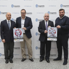 Leganés acoge por segunda vez consecutiva el Campeonato de España de Kárate
