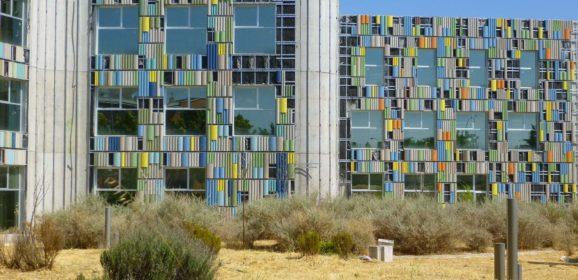 InventArte continúa reclamando la inauguración de la Biblioteca Central de Leganés