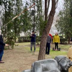 Grupo AMÁS, Fundación AXA y el Ayuntamiento de Leganés juntos en un proyecto medioambiental de control de plagas