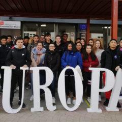 Estudiantes del IES Luis Vives de Leganés participarán en Euroscola en el Parlamento Europeo