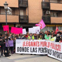 Una nueva manifestación reúne a más de 25 colectivos el próximo domingo