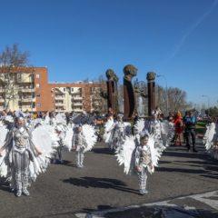 Leganés se llena de color, música y originales disfraces con el Carnaval 2020