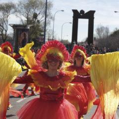 La ciudad de Leganés se prepara para el Carnaval 2020