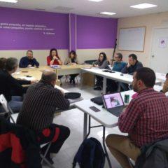 Las direcciones de Podemos en el sur se reúnen para abordar problemas comunes