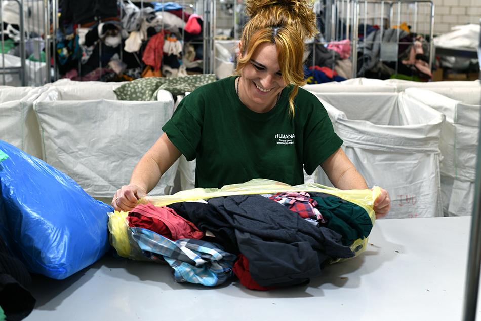 Clasificación textil