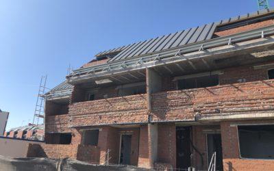 Se reanuda la rehabilitación y reforma de edificios