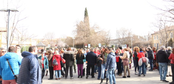 Hoy comienzan a realizarse paros parciales en todos los servicios municipales de Leganés