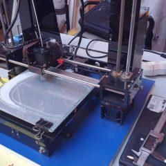 La UC3M fabricará 50 pantallas de protección diarias contra el coronavirus