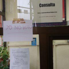 Desacuerdo con la consulta sobre la Escuela-Conservatorio y posible querella contra Eva Martínez
