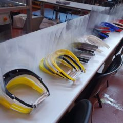 El Ayuntamiento de Leganés gestiona la homologación de las máscaras de protección de la UC3M