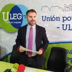 ULEG pedirá en el Pleno del jueves que el alcalde pida perdón públicamente por sus declaraciones sobre el Severo Ochoa