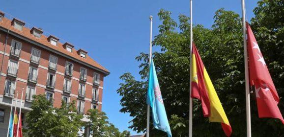 Luto oficial en Leganés por las víctimas de la pandemia