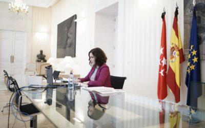 El Gobierno regional publicará una Orden con recomendaciones y obligaciones por el COVID-19