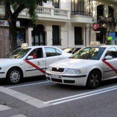 Manifestación este martes de los taxistas por un límite de su servicio