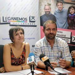 Leganemos apoya el cambio de nombre de la Avenida Juan Carlos I