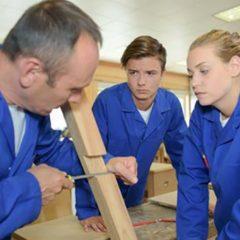 Las enseñanzas de Formación Profesional presentan un incremento del 6% durante este curso