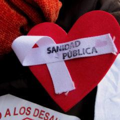 Siguen las manifestaciones de residentes sanitarios en Madrid
