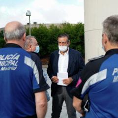 Madrid coordina los servicios de Seguridad y emergencias para cumplir la nueva orden de Sanidad que establece restricciones de movilidad