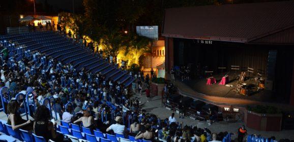 Ciudad Jara actúa en el Teatro Egaleo de Leganés