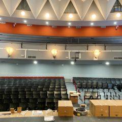 El Gobierno remodela el Teatro del Centro Cultural Villa de Móstoles