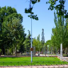 El municipio de Leganés cerrará los parques públicos por el fuerte viento